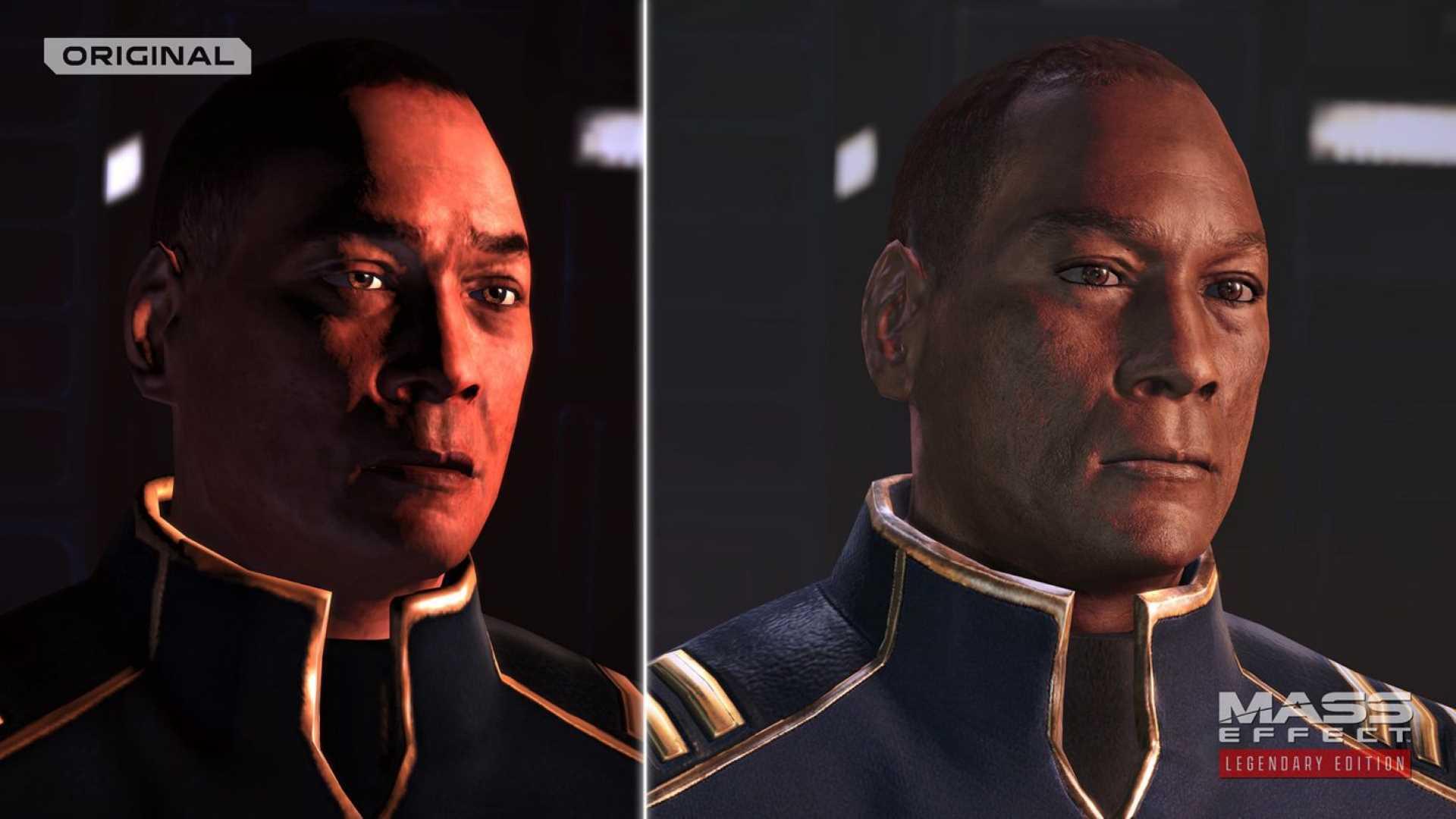 Mass Effect Legendary Edition - Visuelle Verbesserungen