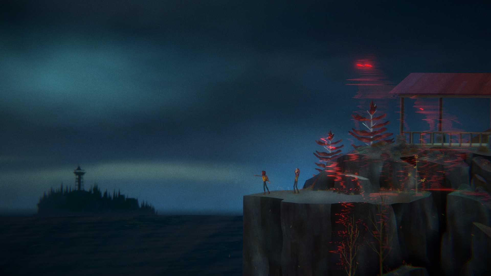 Oxenfree II: Lost Signals - Screenshot