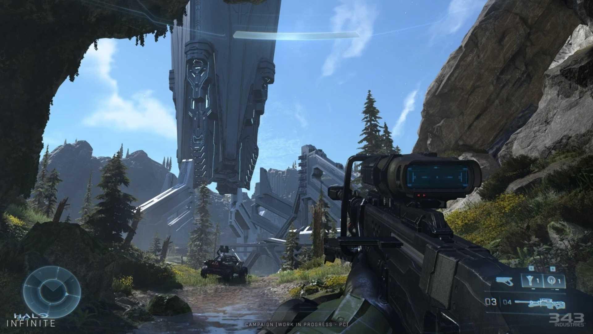 PC Gaming Xbox - Halo Infinite