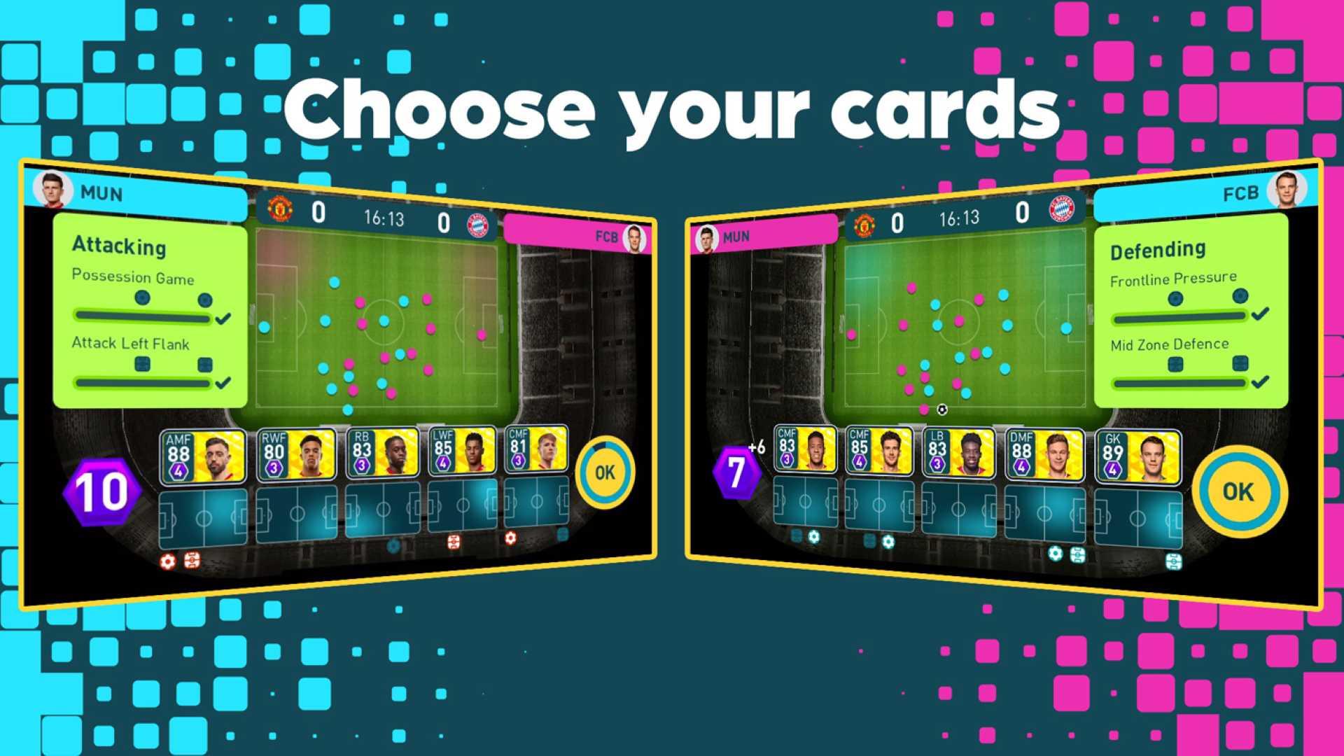 Pitch Clash Open Beta - Screenshot01