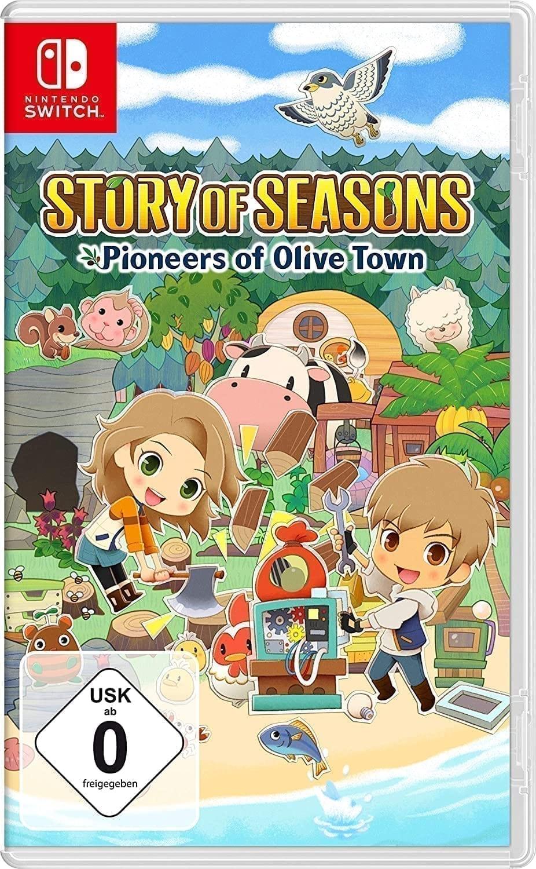 Story of Seasons: Pioneers of Olive Town - Wertung