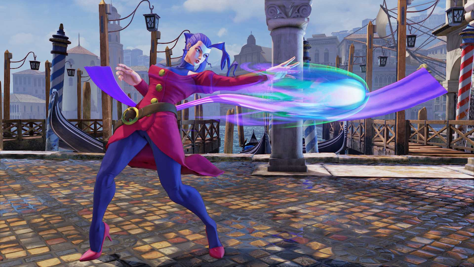 Street Fighter V: Champion Edition Rose - Soul Illusion
