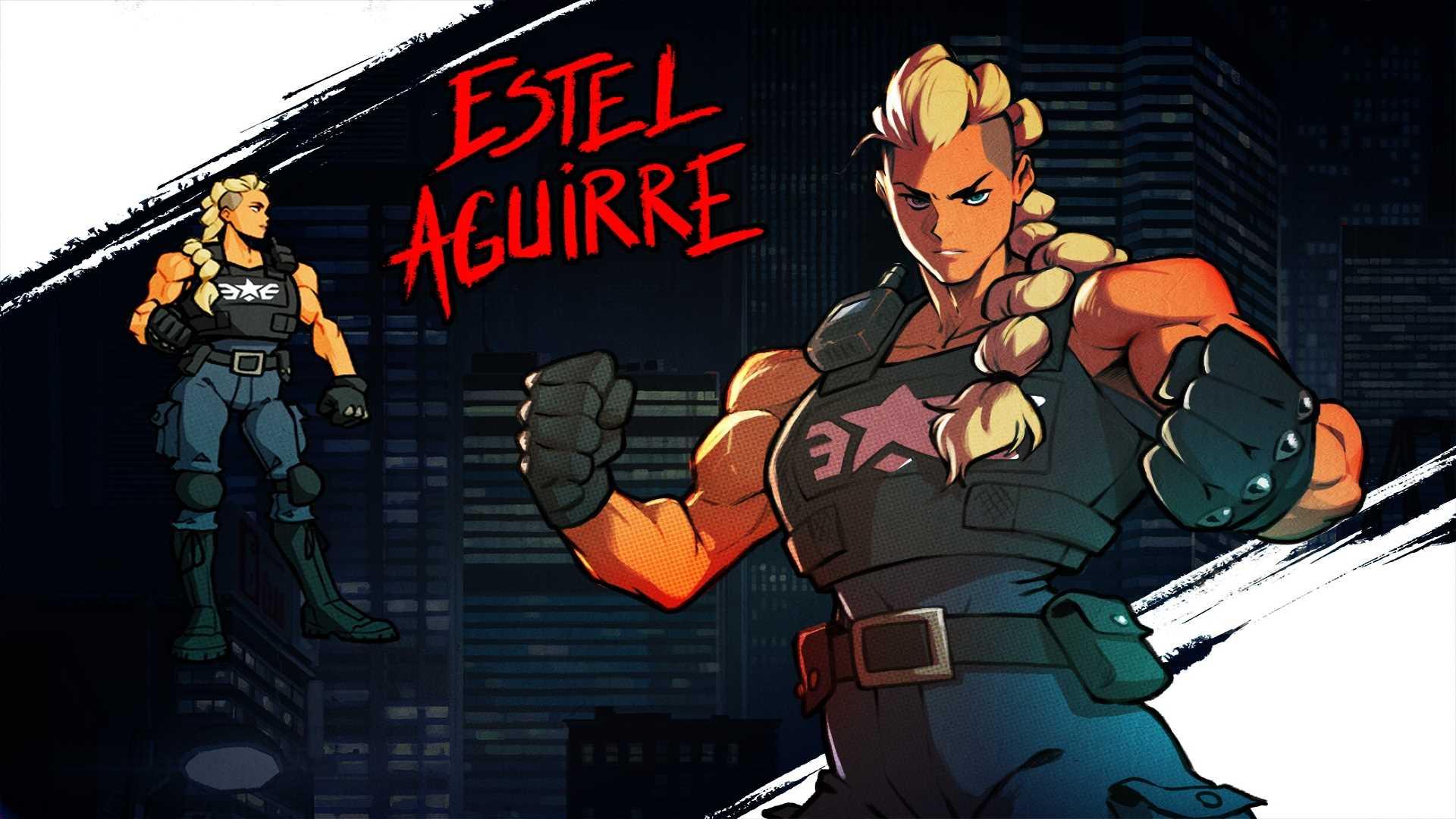 Streets of Rage 4 Mr. X Nightmare - Estel Aguirre