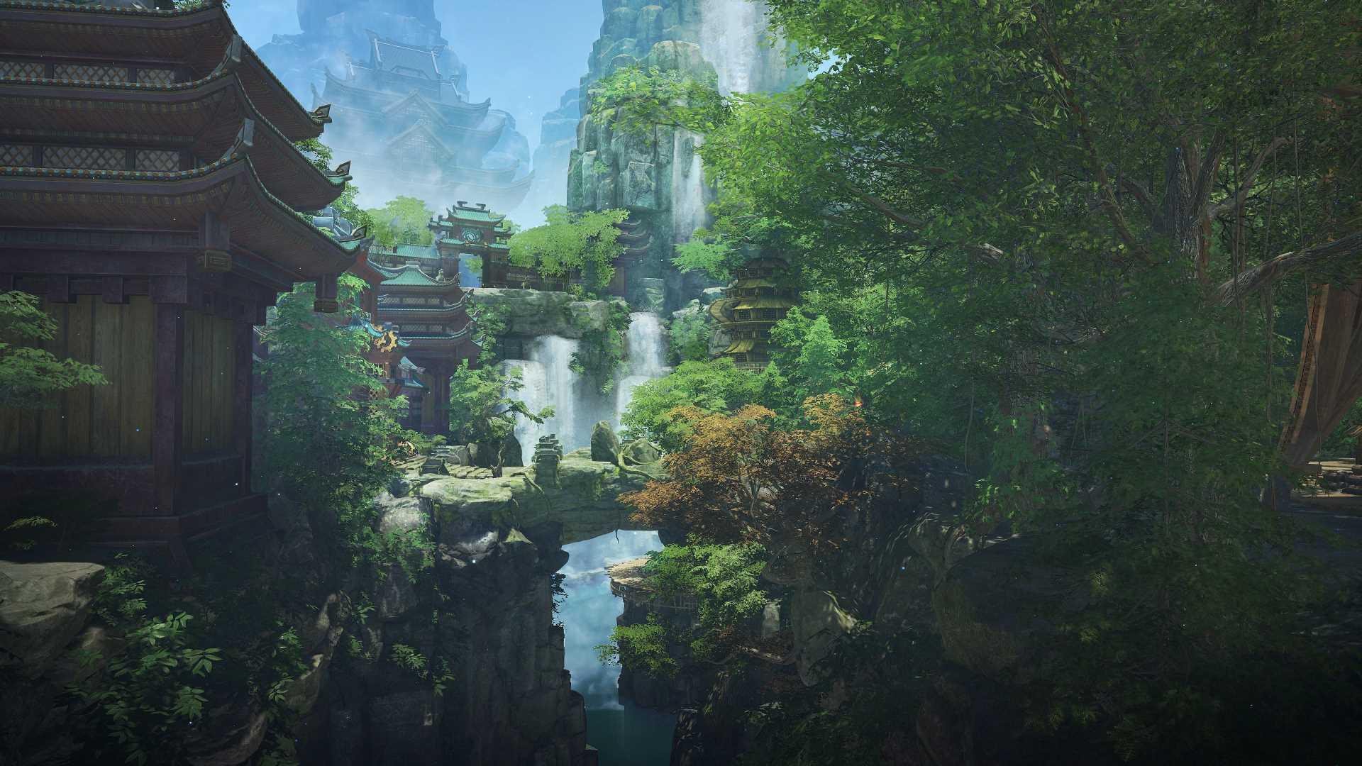 Swords of Legends Online - Solo Environment