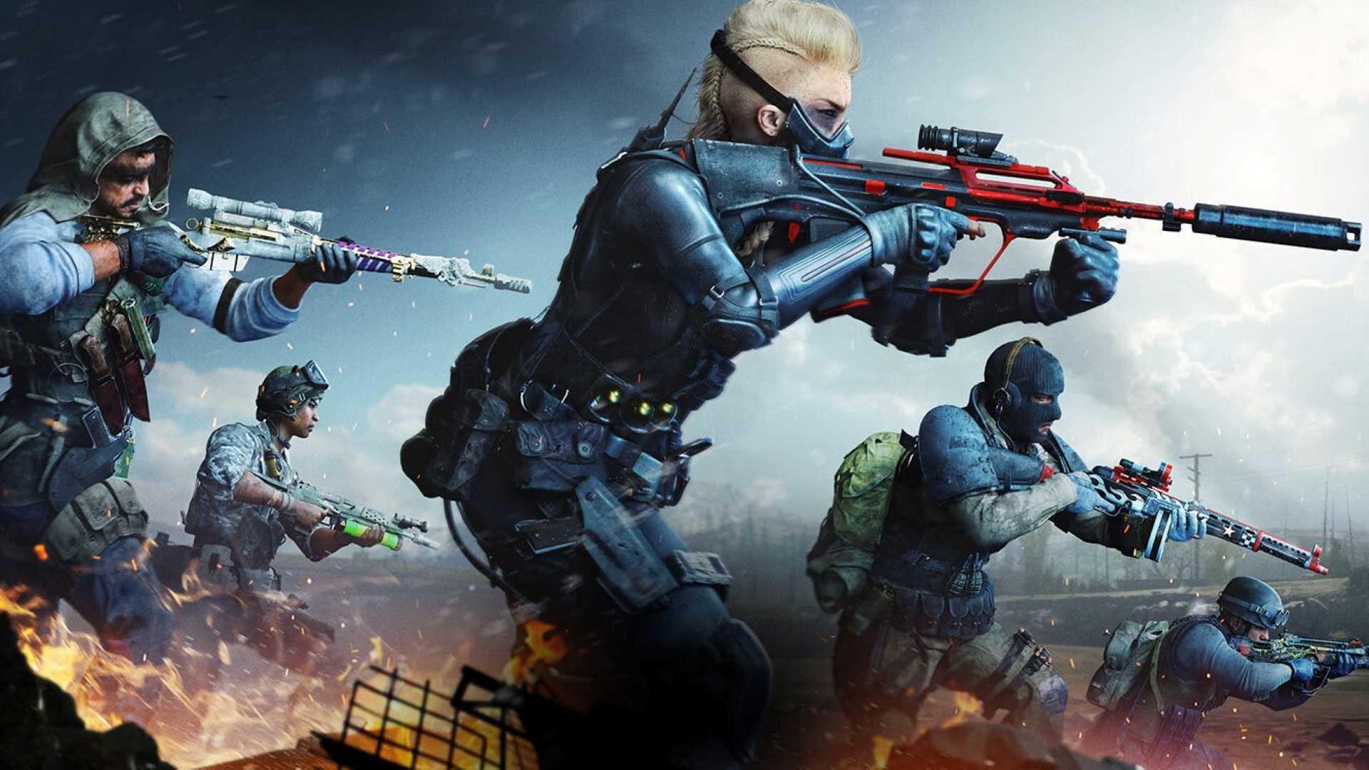 Call of Duty: Warzone Saison 3 - Artwork