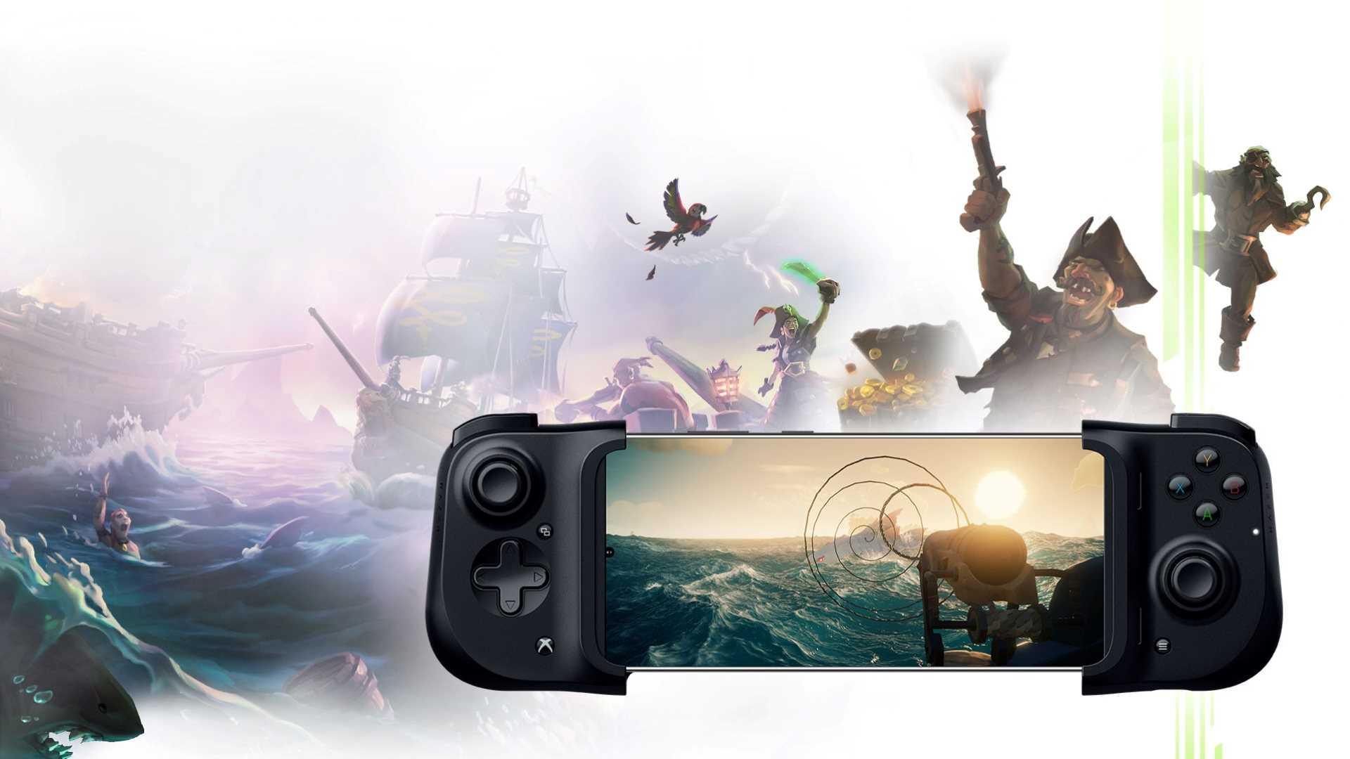 Xbox Cloud Gaming - Razer Kishi