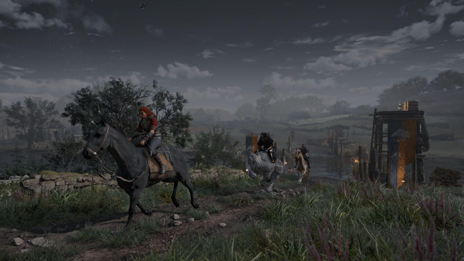 AC Valhalla Zorn der Druiden Nachtritt