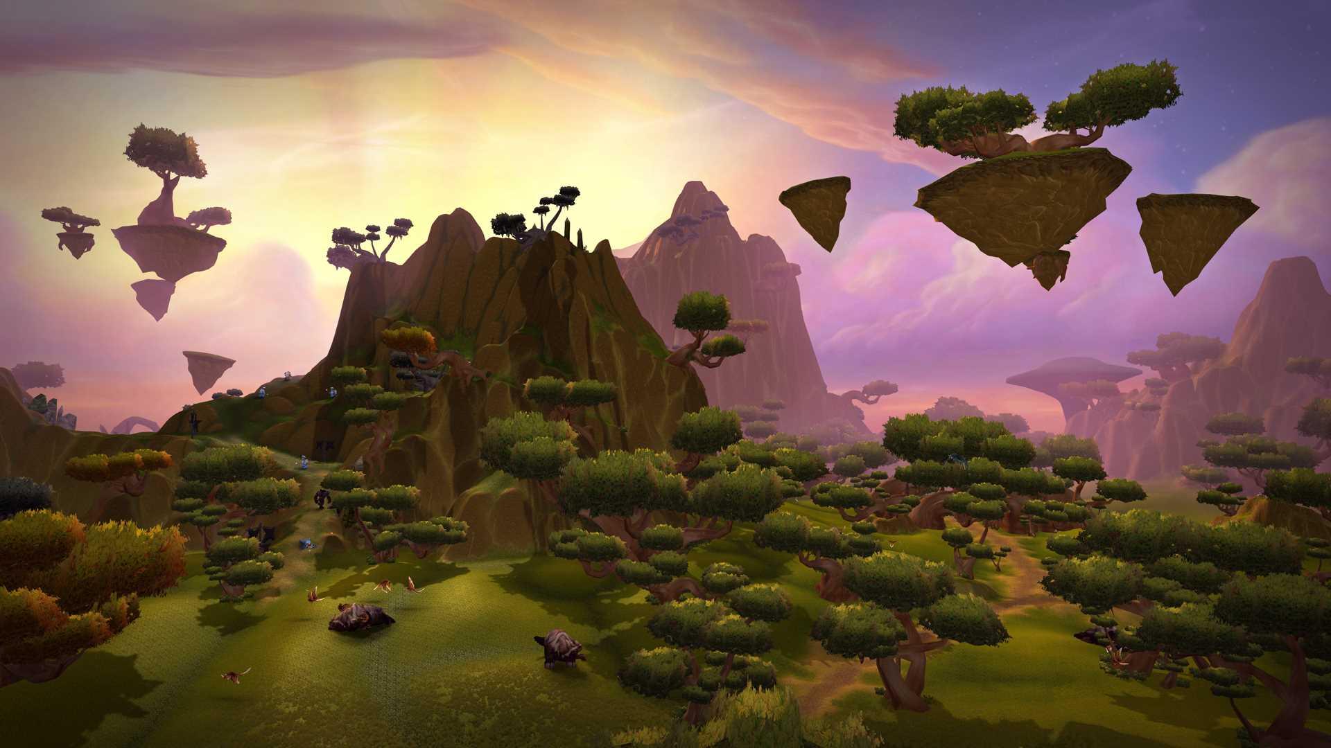 World of Warcraft: Burning Crusade Classic - Nagrand