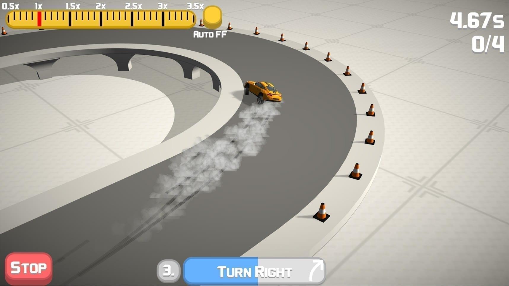 Code Racer - Screenshot