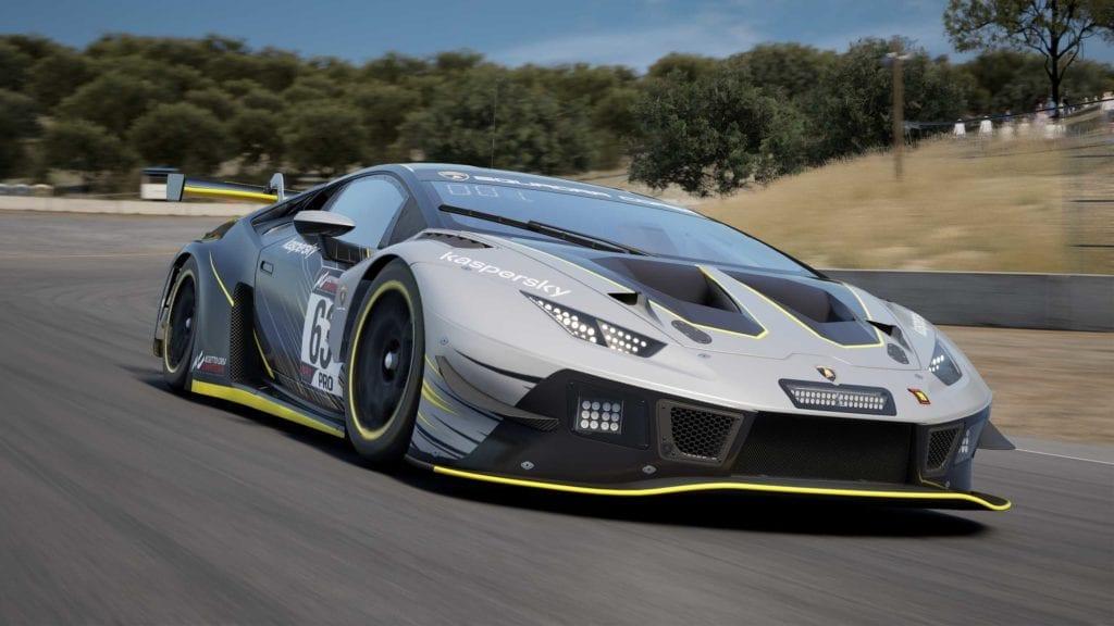 Lamborghini eSports - The Real Race - Laguna Seca 1