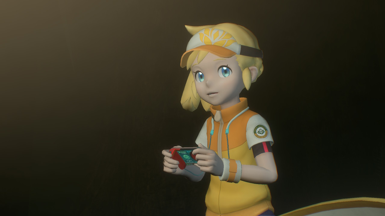New Pokémon Snap Avatar