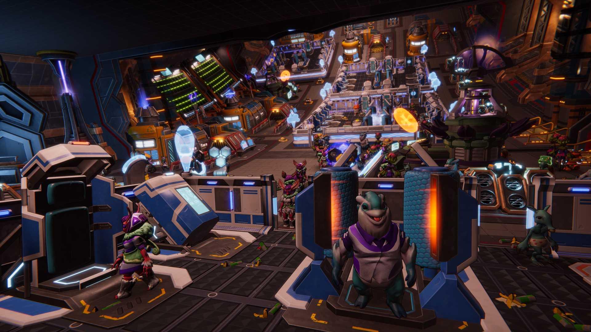 Spacebase Startopia - Screenshot 04