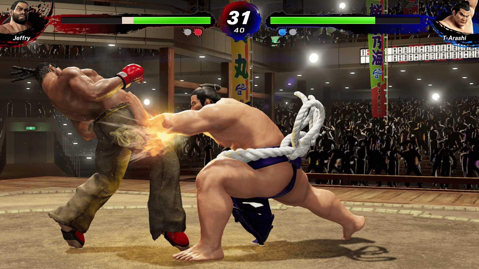 Virtua Fighter 5 Ultimate Showdown - Kampf
