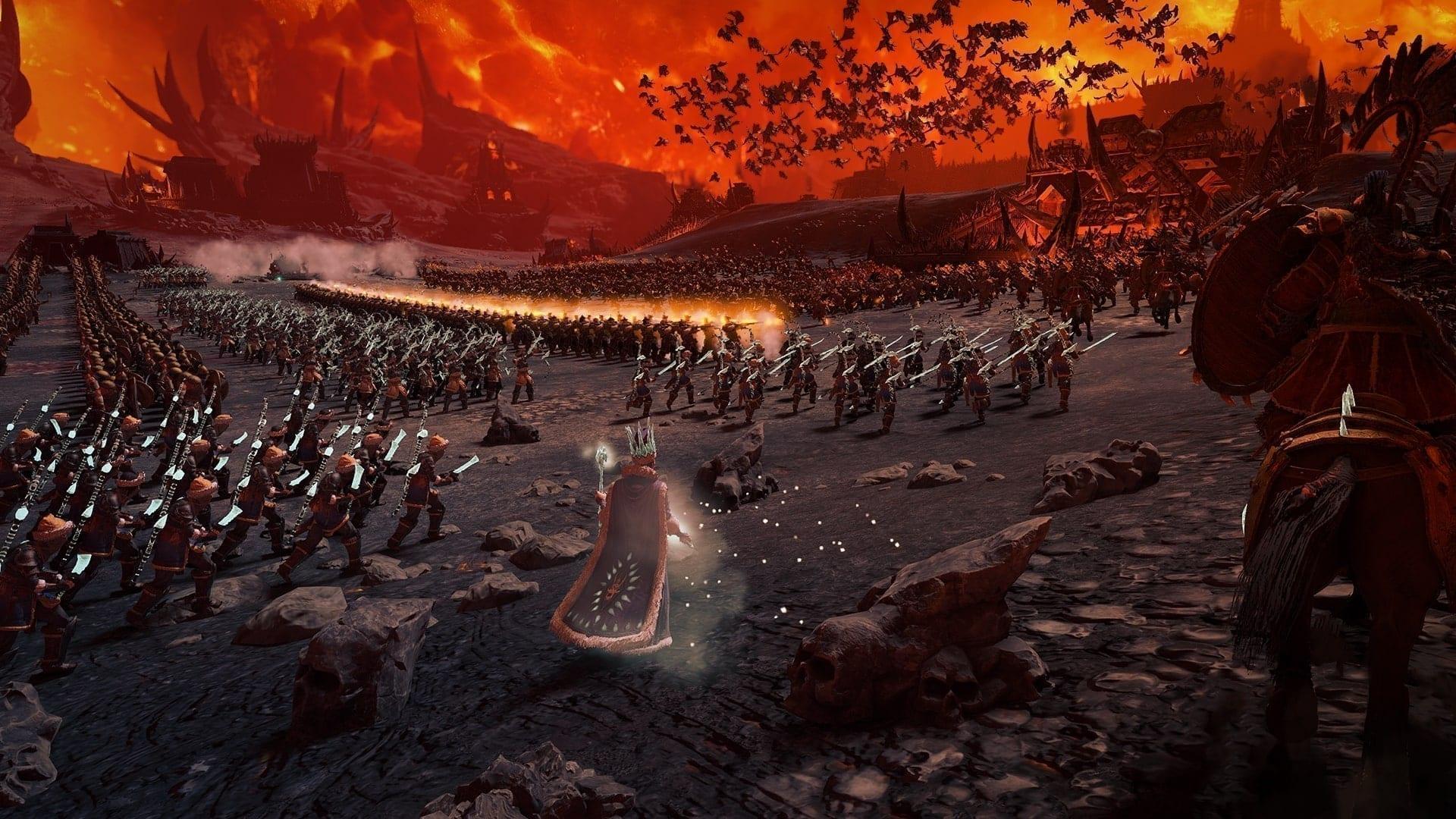 Total War Warhammer III Angriff!