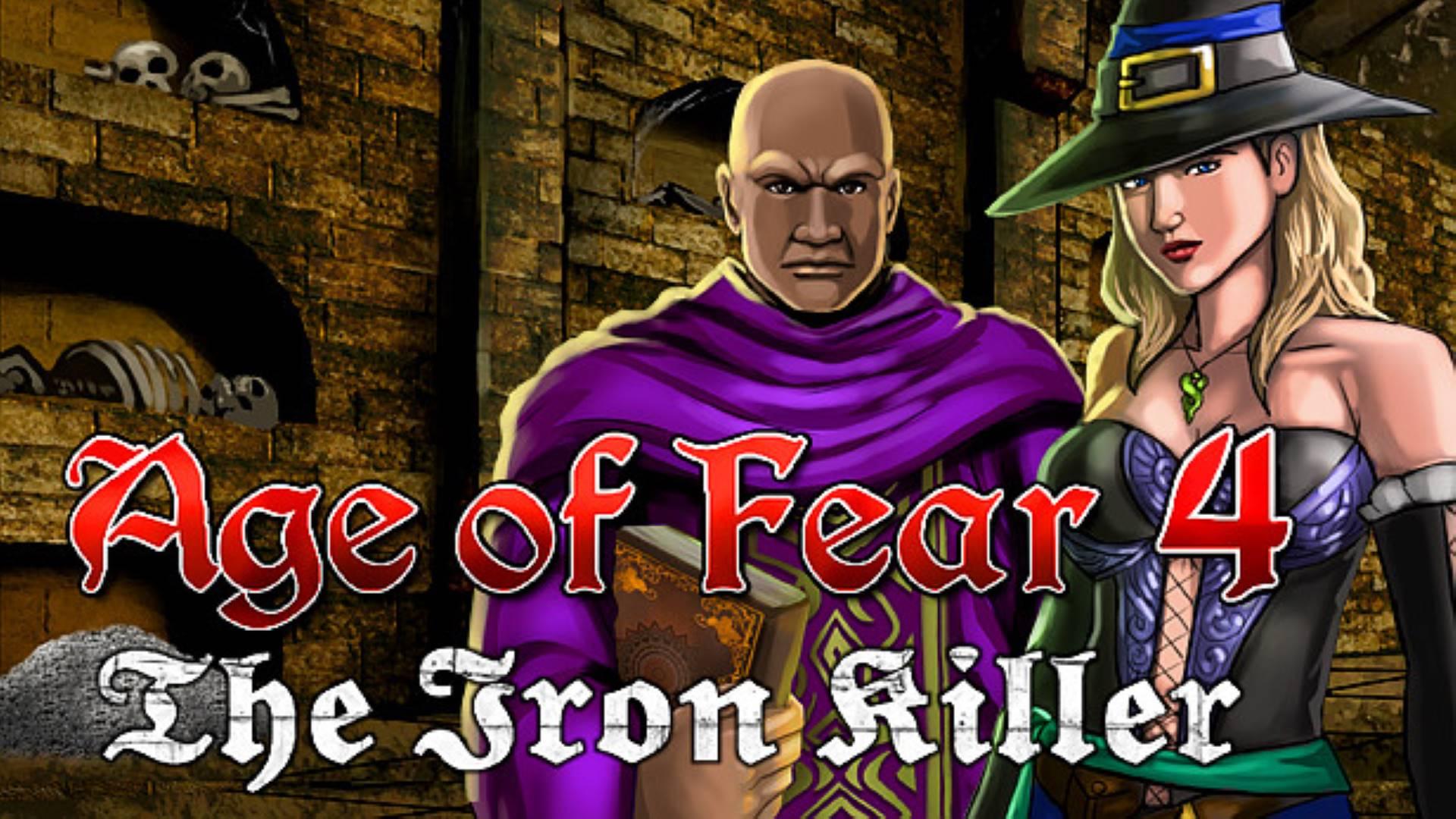 Indie Neuerscheinungen - Age of Fear 4