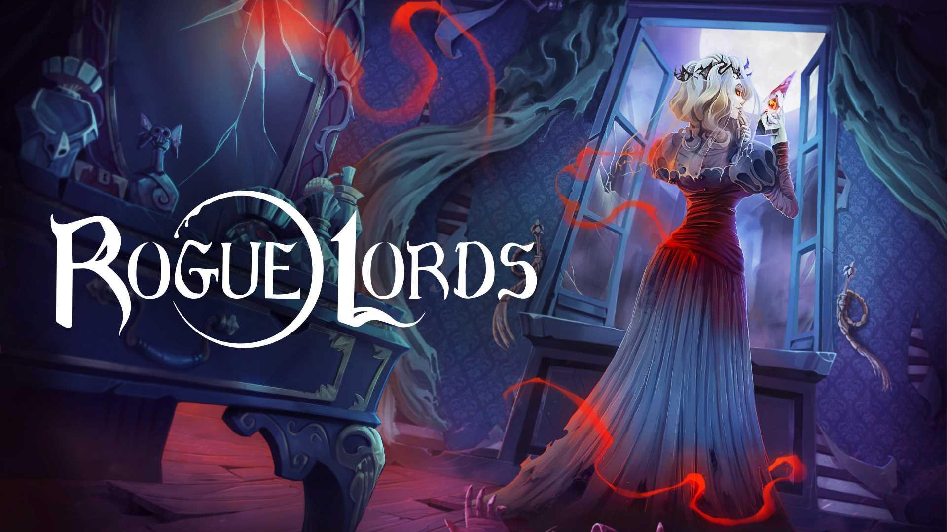 Rogue Lords - Key Art