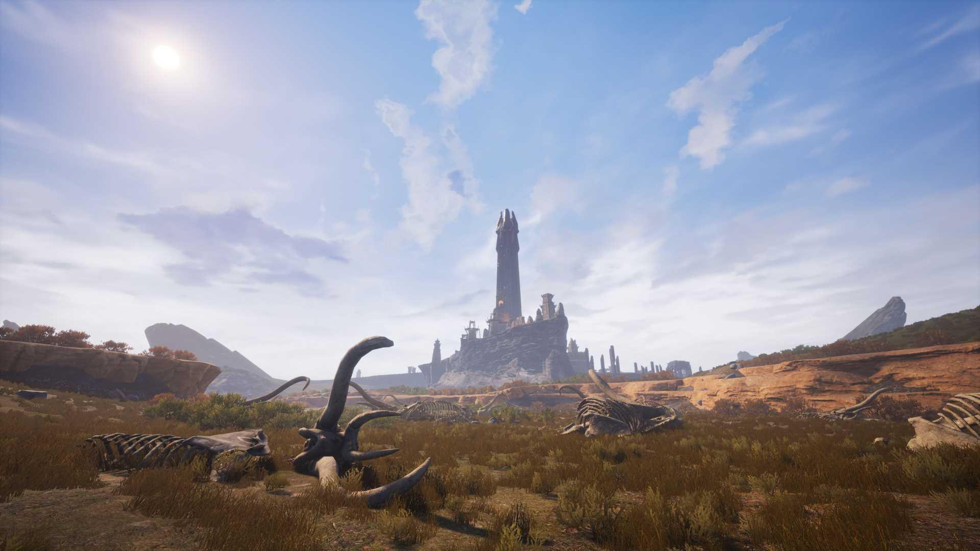 Conan Exiles Xbox Game Pass - Turm