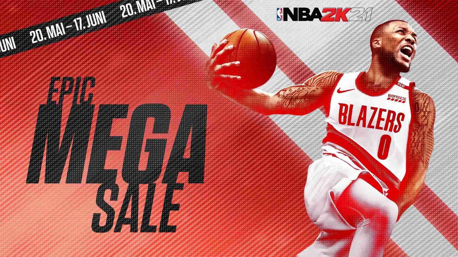 Epic MEGA Sale - NBA2K21 gratis