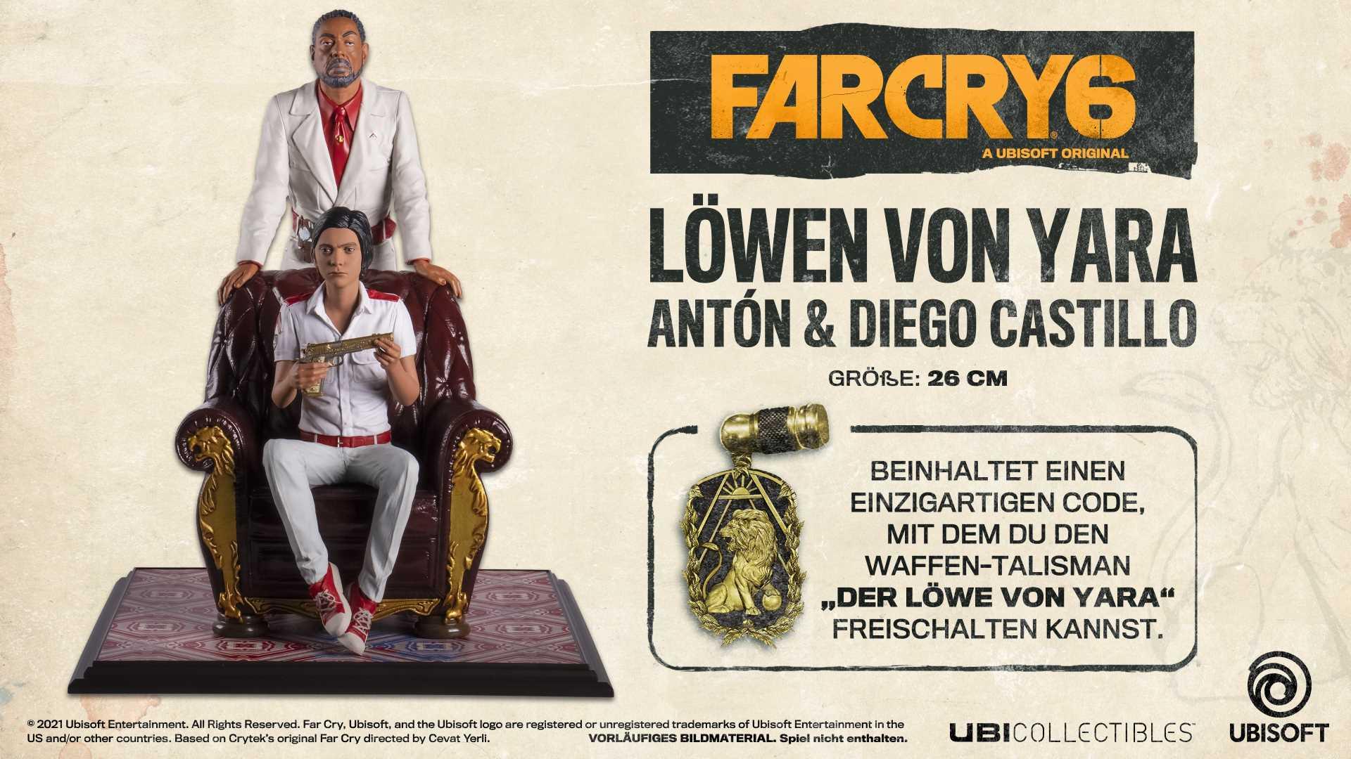 Far Cry 6 - Collectibles