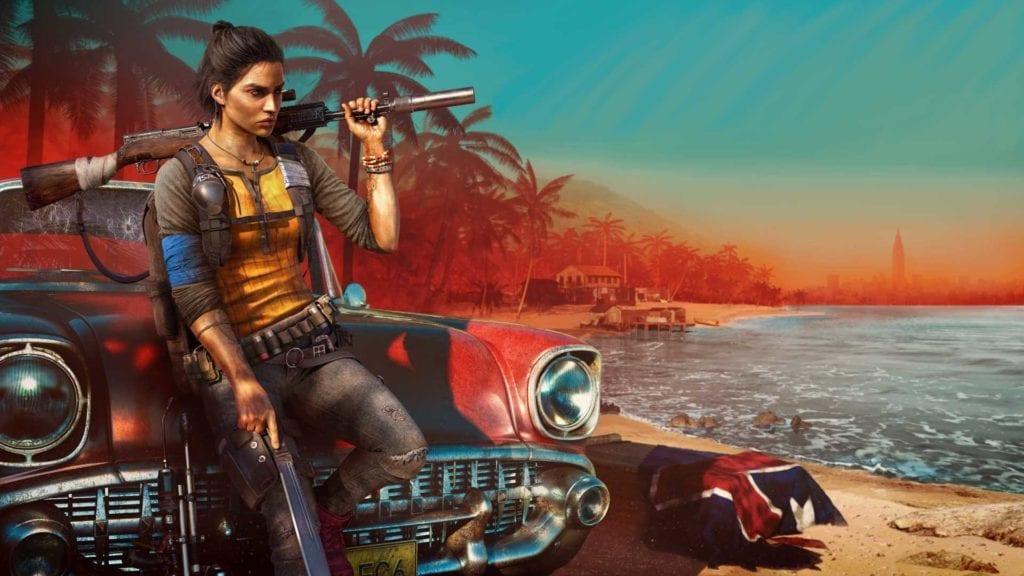 Far Cry 6 - Dani Rojas weiblich