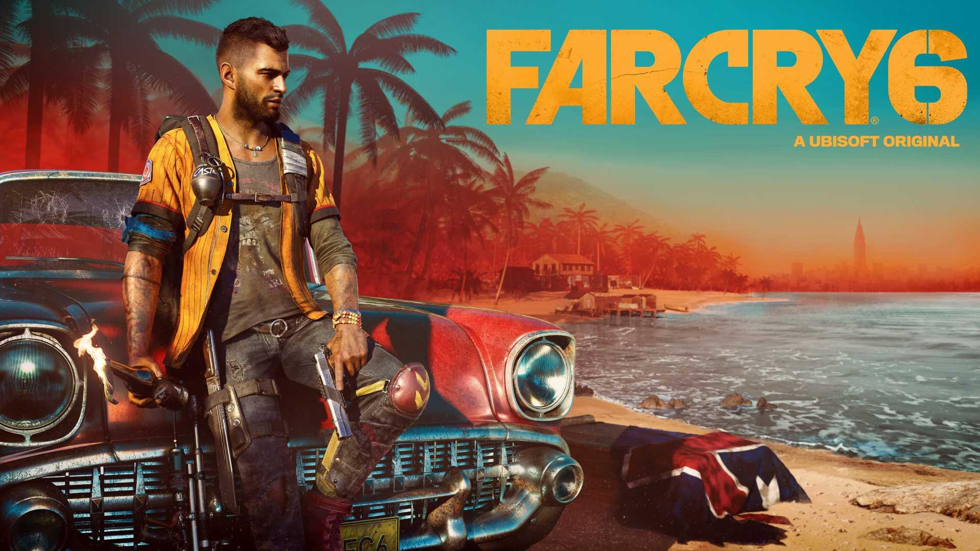 Far Cry 6 - Dani Rojas männlich