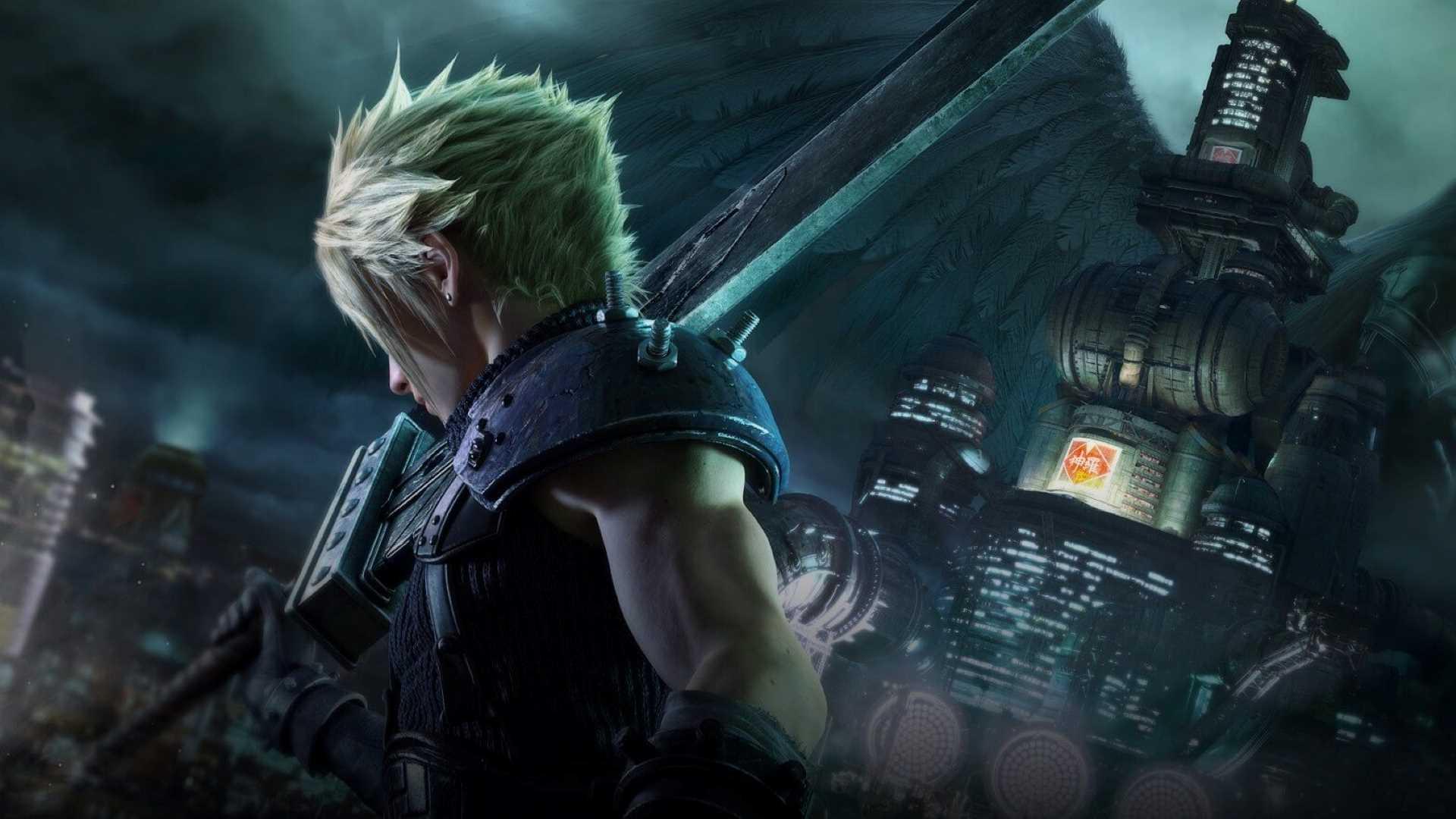 Final Fantasy VII Remake Intergrade - Beitragsbild