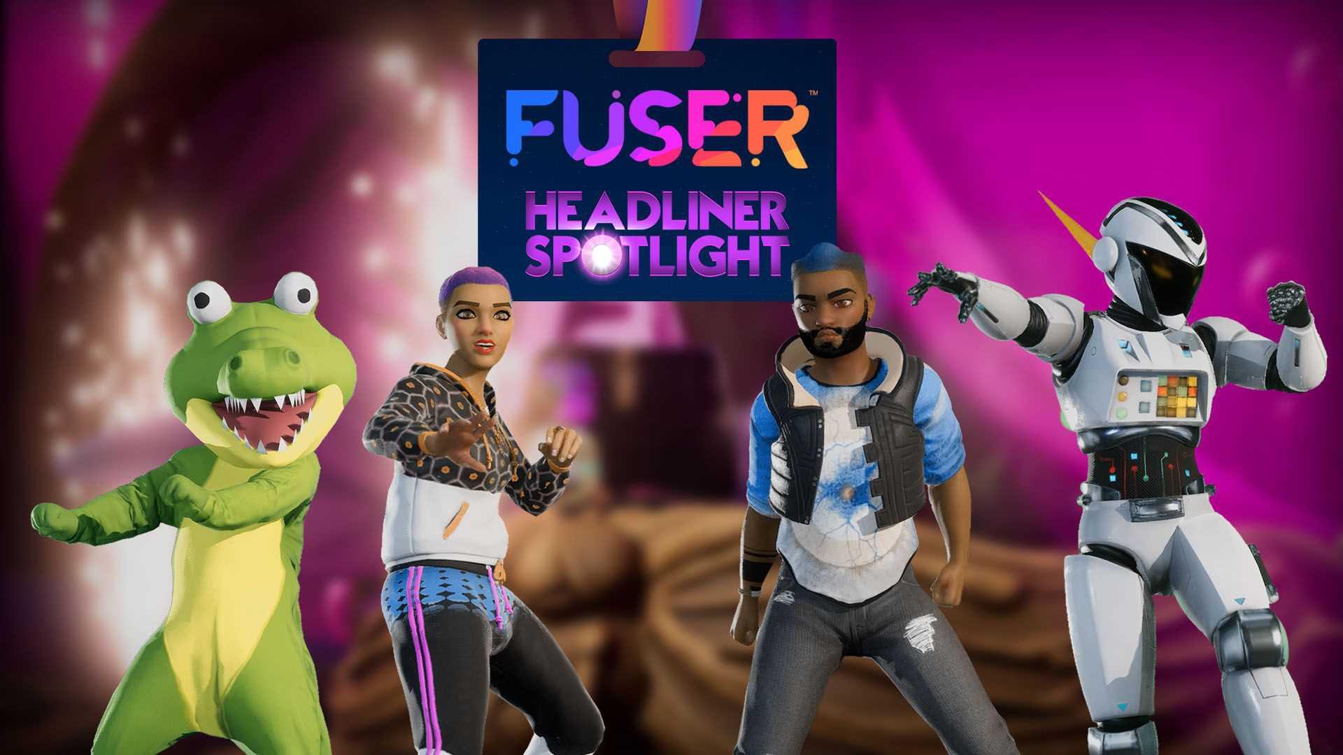 FUSER günstiger - Headliner Spotlight