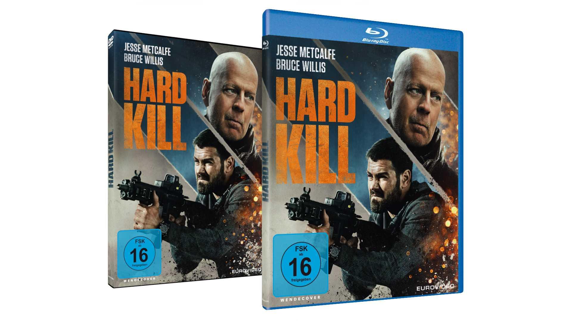 Hard Kill - Gewinnspiel DVD und Blu-rey