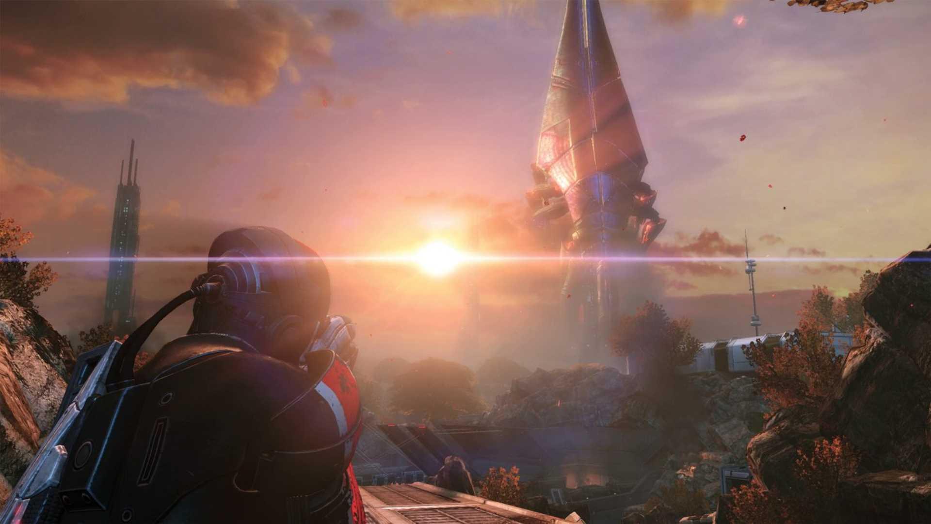 Mass Effect Legendary Edition Key Art - Screenshot