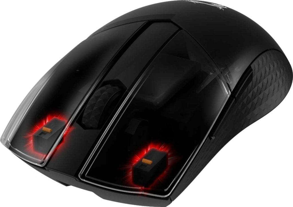 Gaming-Maus CLUTCH GM41 LIGHTWEIGHT WIRELESS