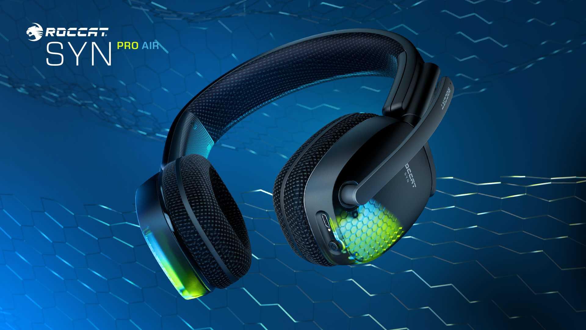 ROCCAT Syn Pro Air - das Headset