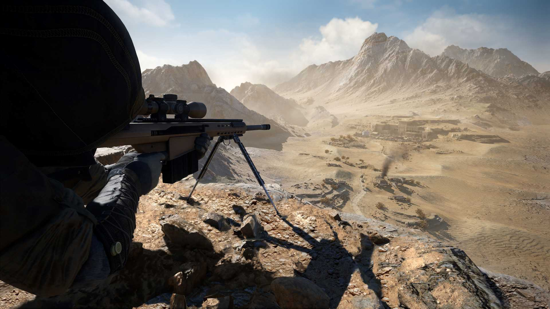 Sniper Ghost Warrior Contracts 2 PlayStation 5 - Distanzschuss
