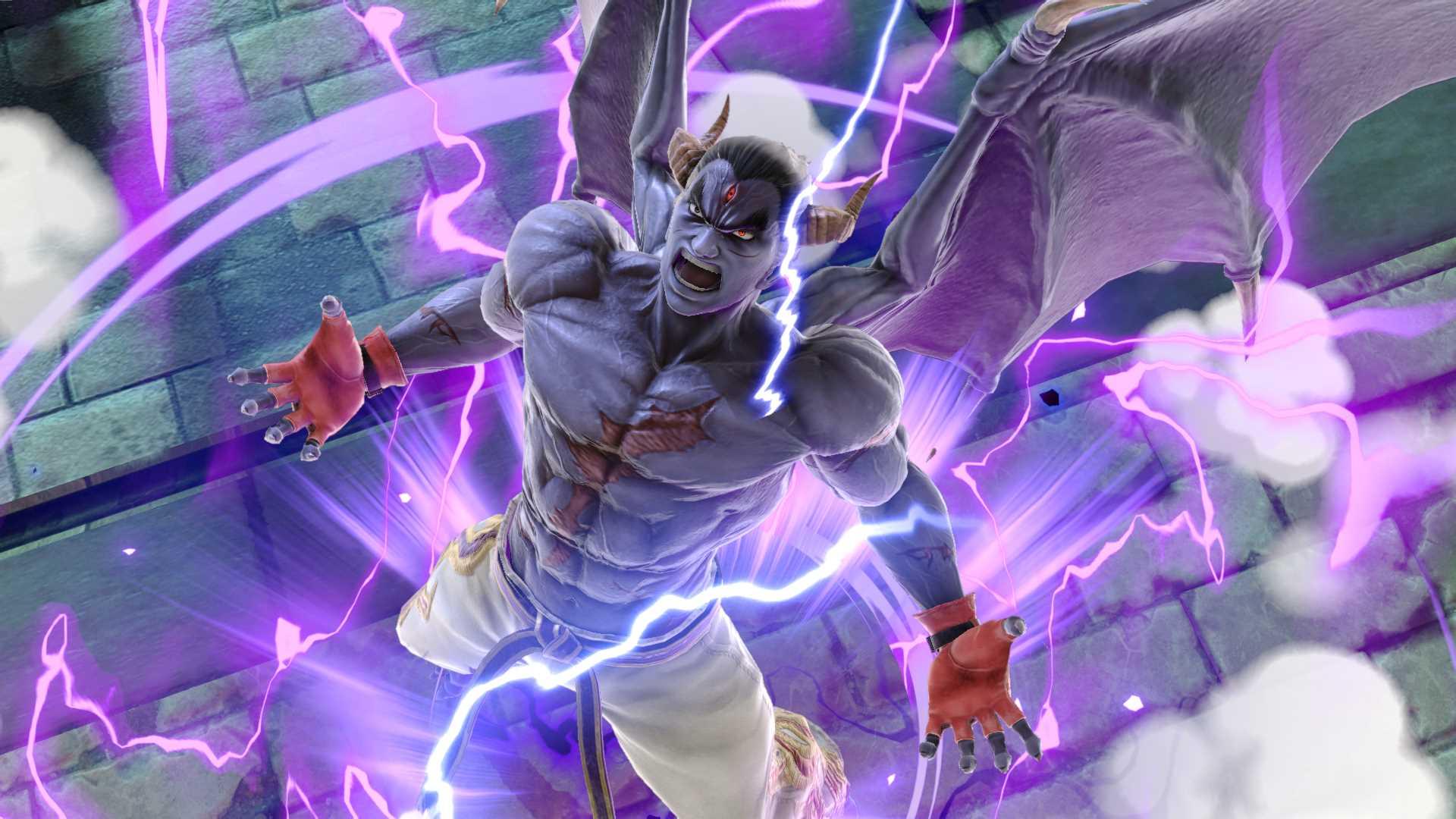 Kazuya Mishima Super Smash Bros. Ultimate - Screenshot