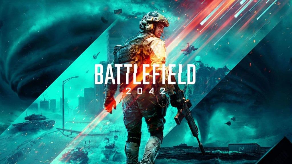 Battlefield 2042 - Keyart
