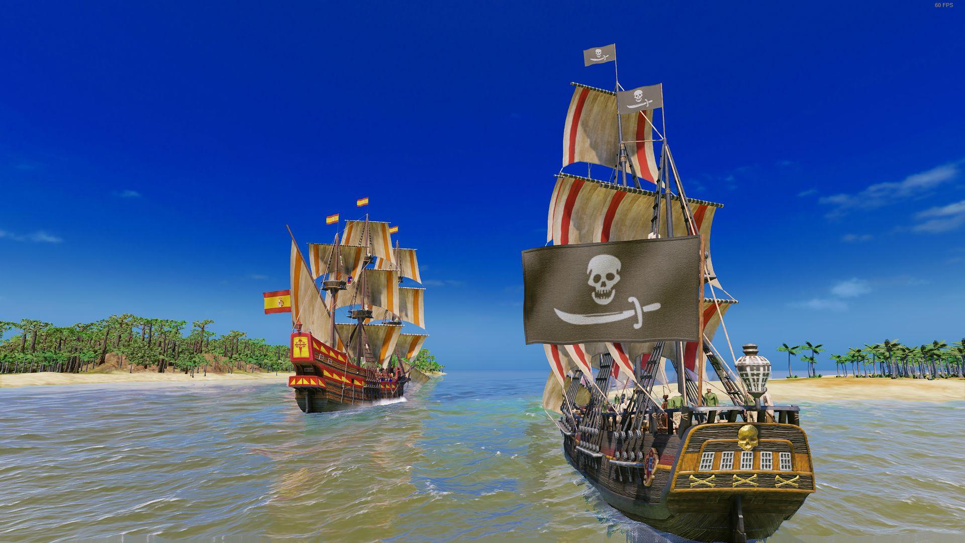 Port Royale 4 - Buccaneers Screenshot 03