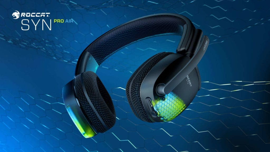 Roccat Syn Pro Air Headset