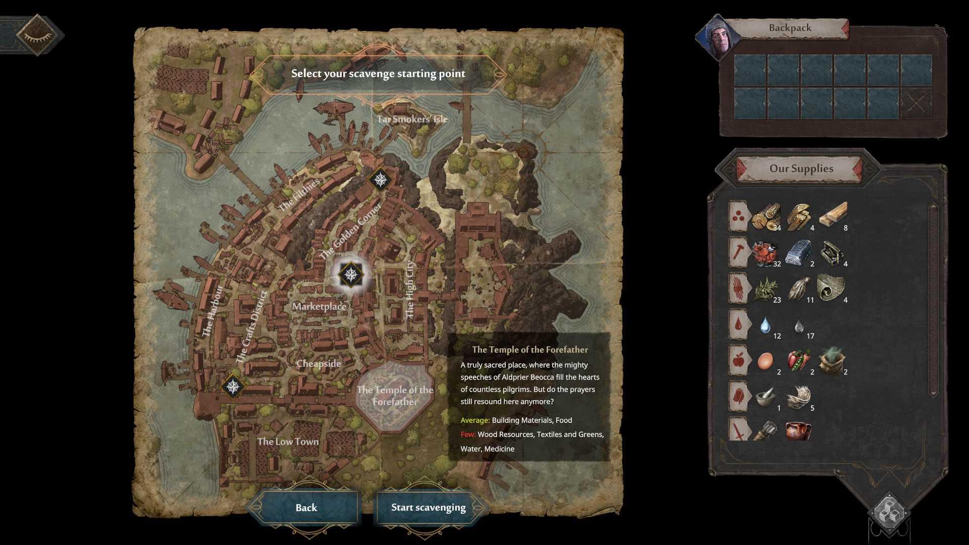 Siege Survival: Gloria Victis - Screenshot