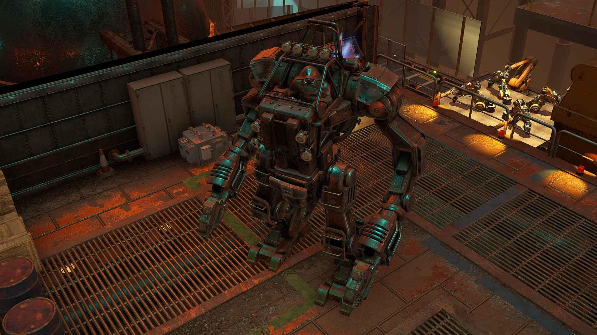 Wasteland 3 The Battle of Steeltown - Screenshot 01