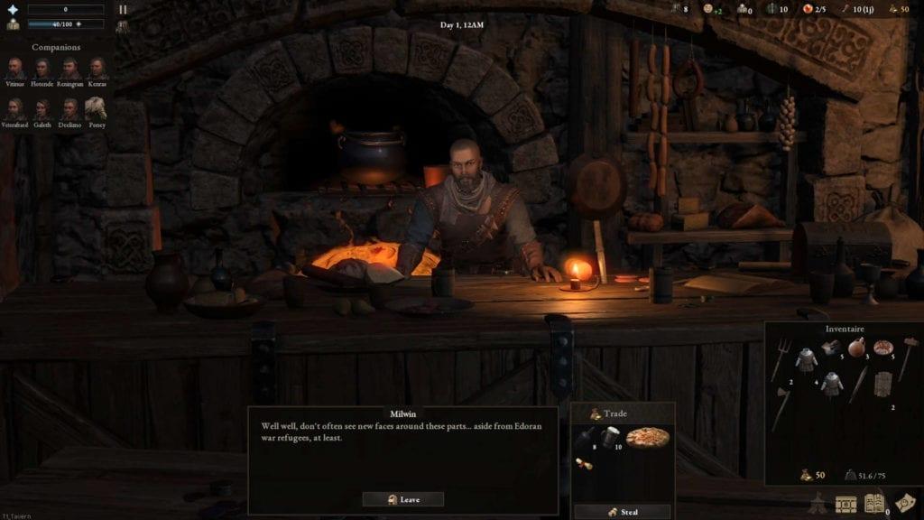 Wartales - Screenshot