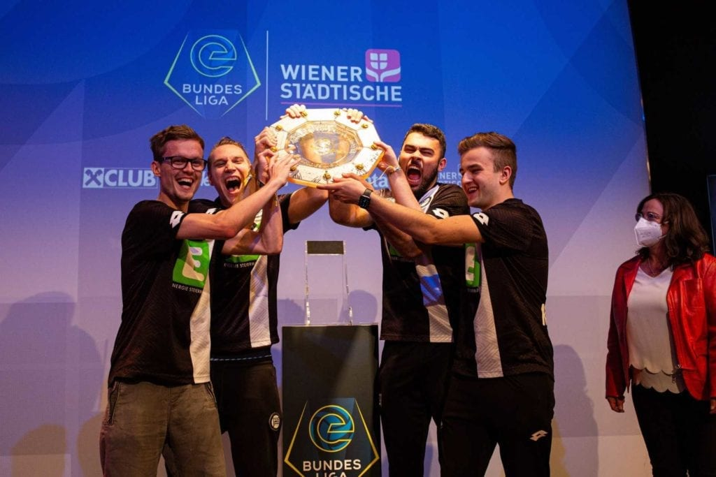 eBundesliga Meister 2021