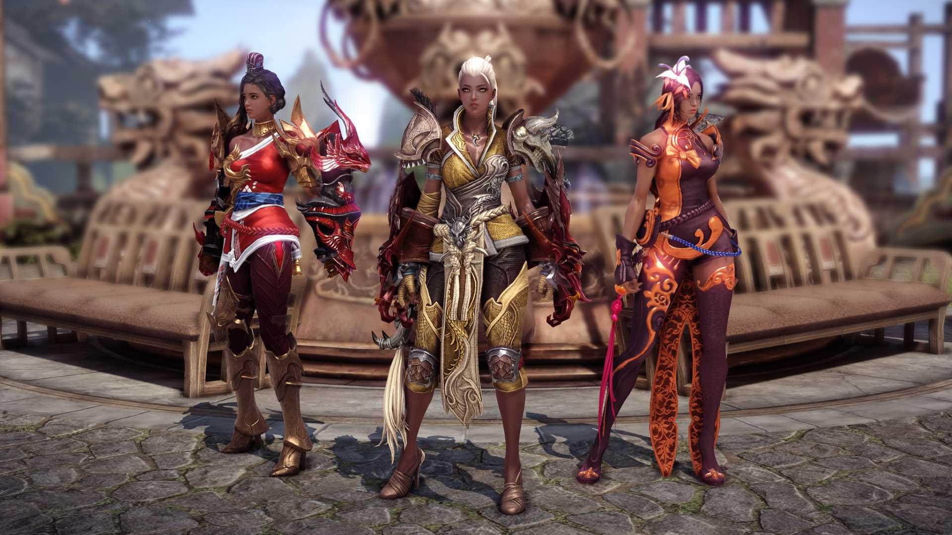 Lost Ark Amazon - Screenshot Klasse weiblich