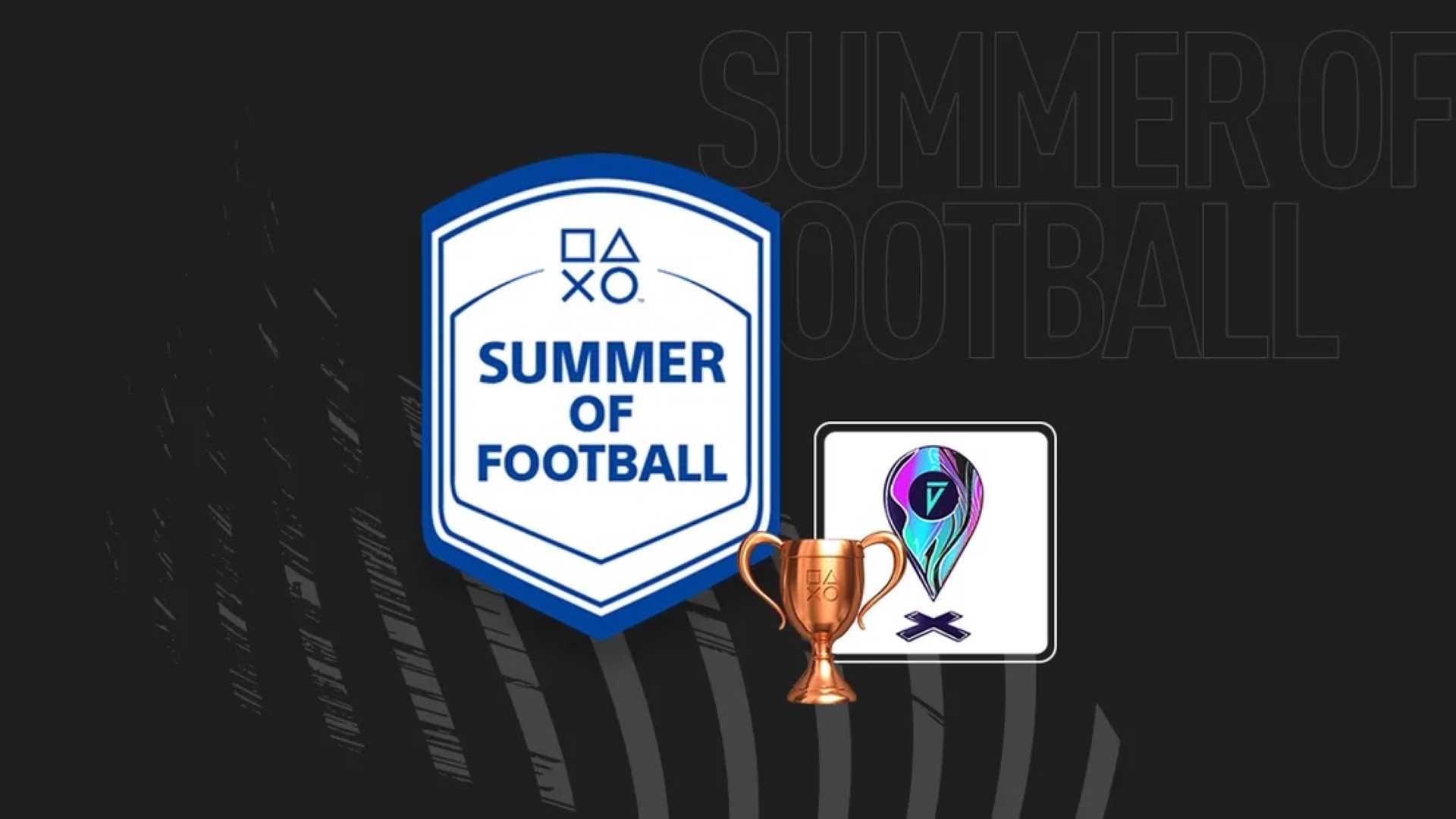 FIFA 21 Summer of Football - Key Art