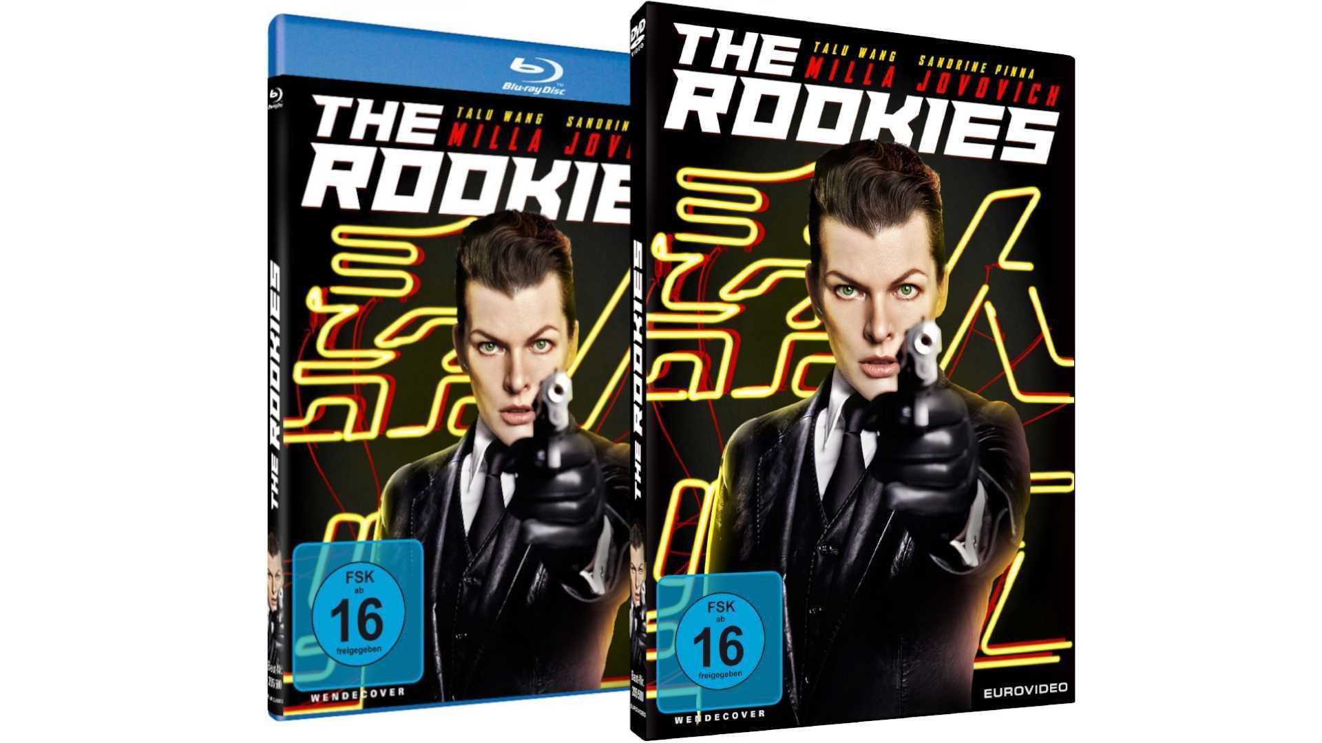 The Rookies - DVD und BD