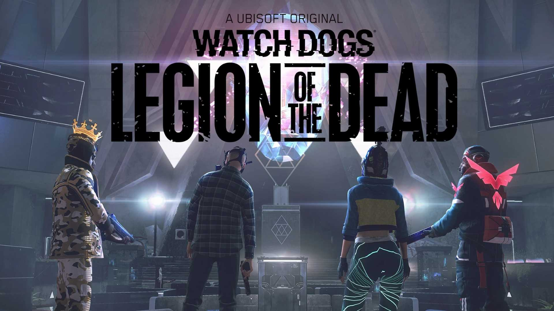 Watch Dogs: Legion of the Dead - Key Art