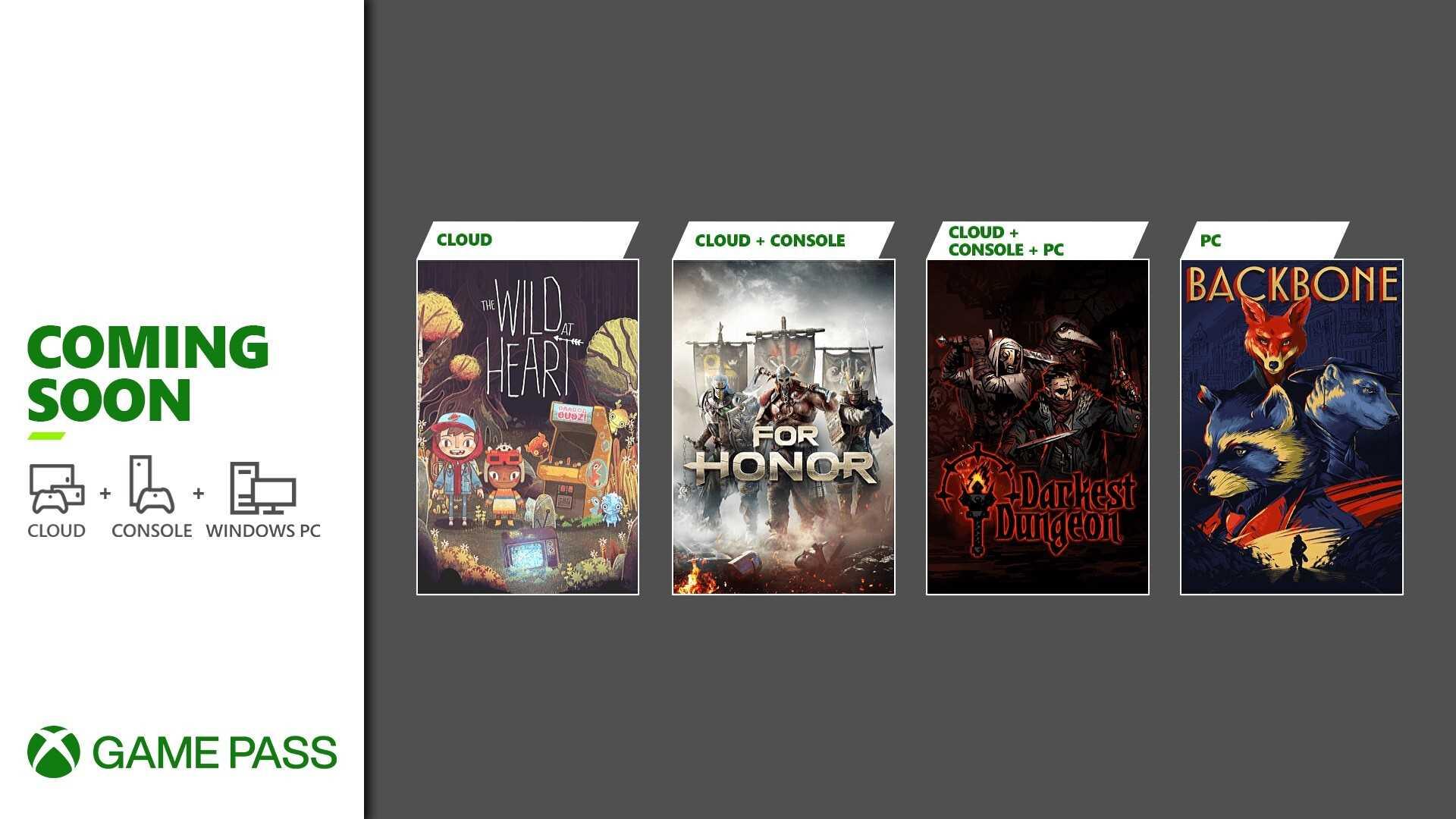 Xbox Game Pass im Juni 2021 - Key Art