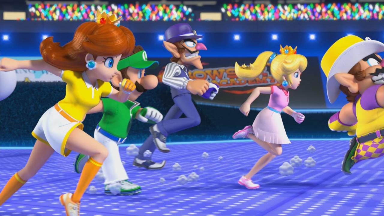 Mario Golf: Super Rush - Golfoutfits