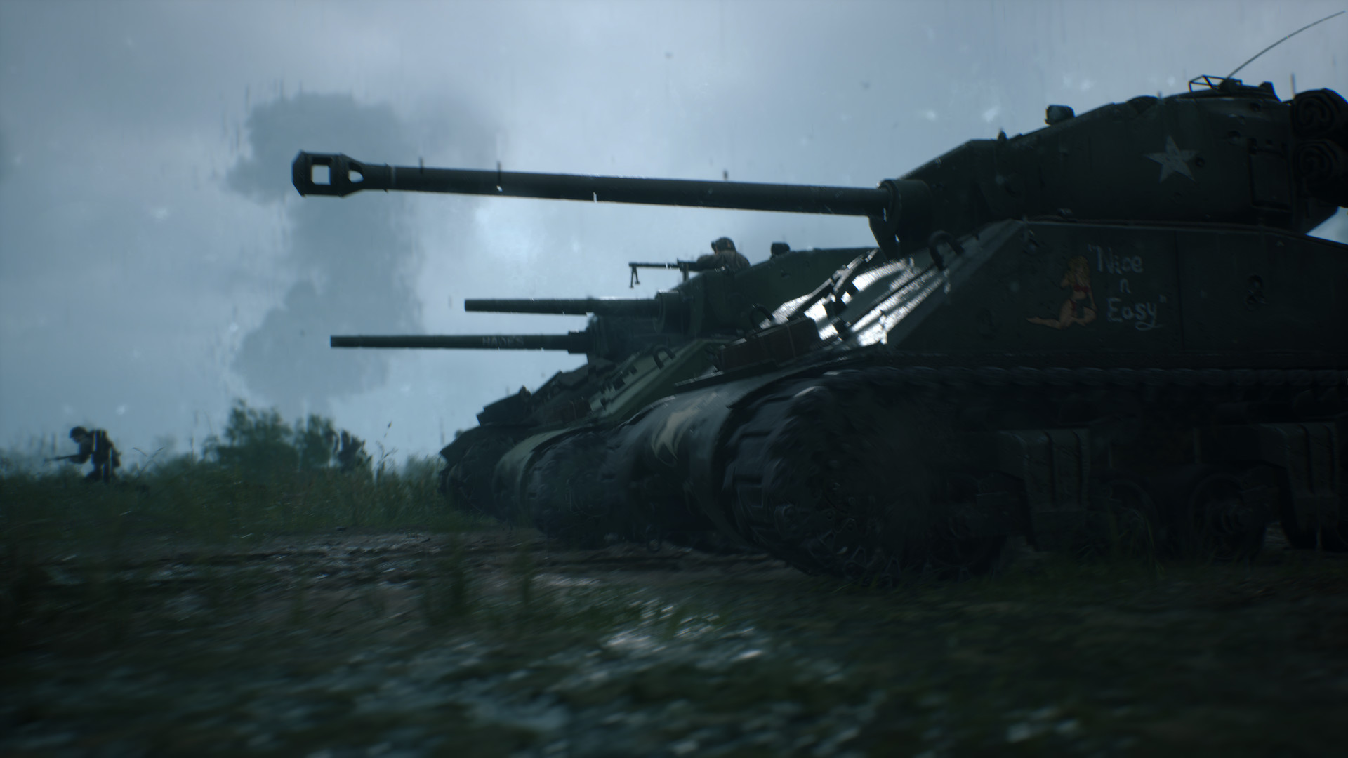 Hell Let Loose Panzer