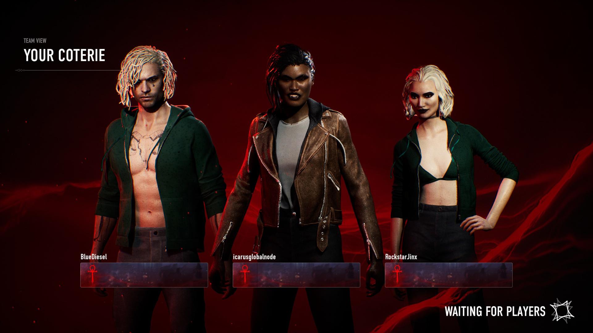 Bloodhunt Team Vorschau