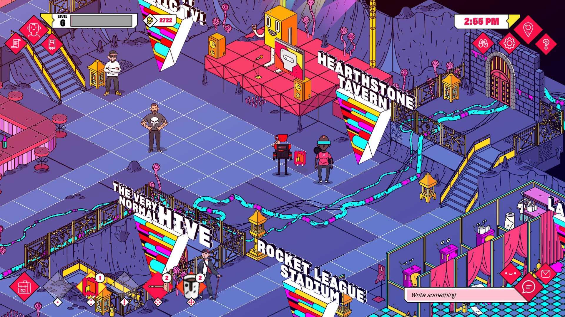 DreamHack Beyond - Screenshot