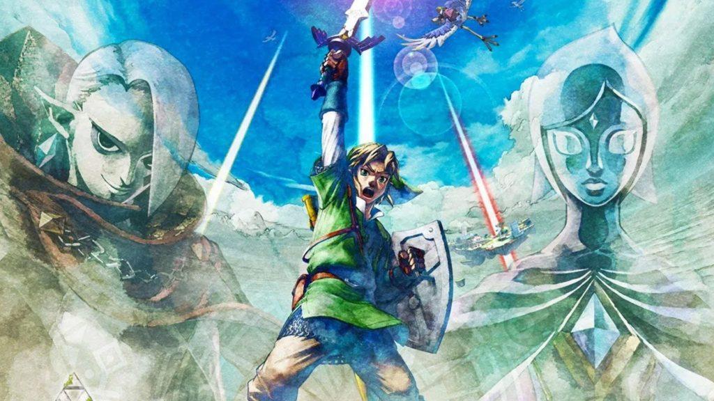 The Legend of Zelda: Skyward Sword HD - Beitragsbild
